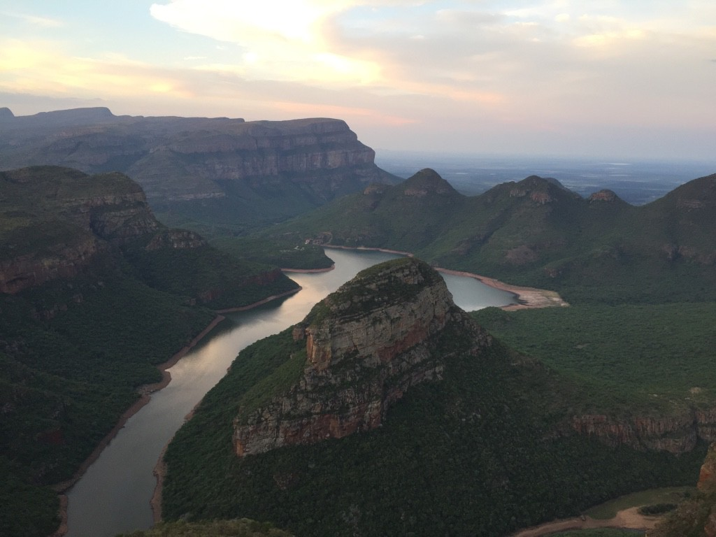 Blyde River Canyon's 'World's End'