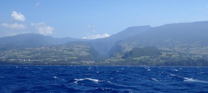 Passage: Mauritius to Reunion