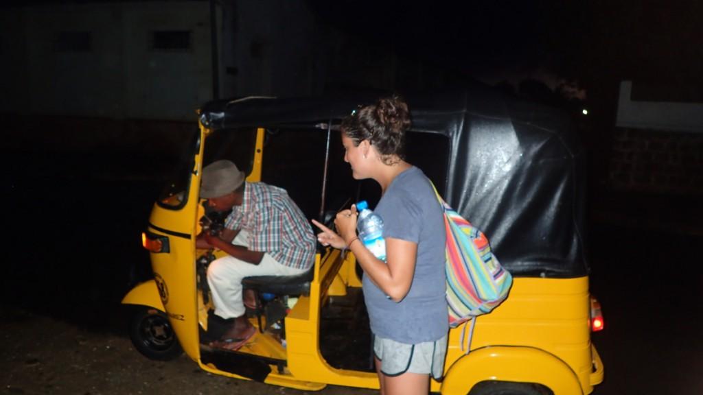 Malagasy tuk tuk