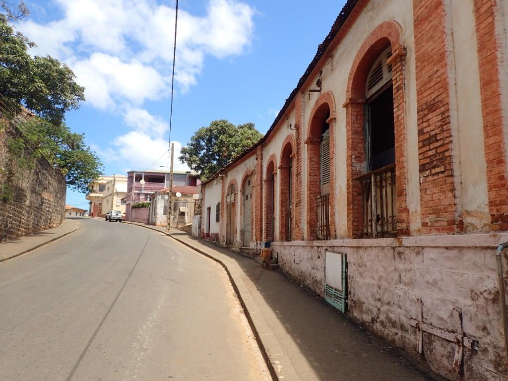 Street in Diego Suarez